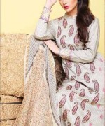 Kayseria Shawl Suits for Winter 2013 for Women 002
