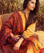Kayseria Shawl Suits for Winter 2013 for Women 007
