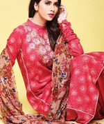 Kayseria Shawl Suits for Winter 2013 for Women 009
