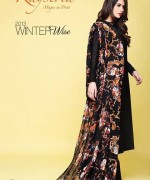 Kayseria Shawl Suits for Winter 2013 for Women 010