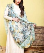 Kayseria Shawl Suits for Winter 2013 for Women 011