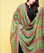 Kayseria Shawl Suits for Winter 2013 for Women 012