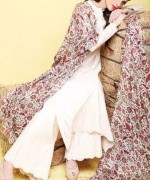 Kayseria Shawl Suits for Winter 2013 for Women 013