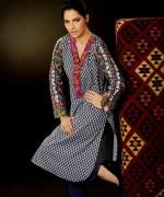 Khaadi Winter Dresses 2013-2014 for Women 012