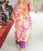 Kiran Komal Collection 2013-2014 At Pakistan Fashion Week 5 0011