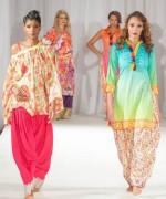 Kiran Komal Collection 2013-2014 At Pakistan Fashion Week 5 0015