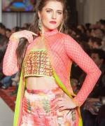 Kiran Komal Collection 2013-2014 At Pakistan Fashion Week 5 004