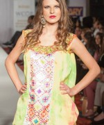 Kiran Komal Collection 2013-2014 At Pakistan Fashion Week 5 006