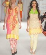 Kiran Komal Collection 2013-2014 At Pakistan Fashion Week 5 007