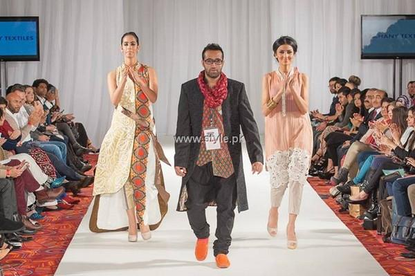 Lakhany Silk Mills Collection 2013-2014 at PFW 5