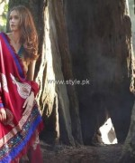 Lakhany Silk Mills Shawl Collection 2013-2014 for Women 005