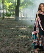 Lakhany Silk Mills Shawl Collection 2013-2014 for Women 007
