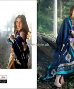 Lakhany Silk Mills Shawl Collection 2013-2014 for Women 008
