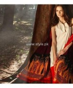 Lakhany Silk Mills Shawl Collection 2013-2014 for Women 009