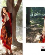 Lakhany Silk Mills Shawl Collection 2013-2014 for Women 010