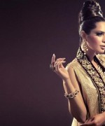 Maheen Karim Autumn Winter Dresses 2013 for Women 002