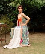 Mahgul For Nasreen Shaikh Formal Dresses 2013-14 For Girls 3