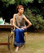 Mahgul For Nasreen Shaikh Formal Dresses 2013-14 For Girls 4