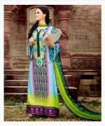 Maria B Pashmina Indian Dresses 2013-2014 for Women 002