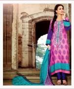 Maria B Pashmina Indian Dresses 2013-2014 for Women 003