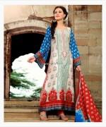 Maria B Pashmina Indian Dresses 2013-2014 for Women 005