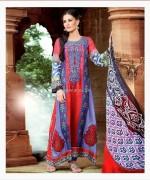 Maria B Pashmina Indian Dresses 2013-2014 for Women 009