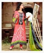 Maria B Pashmina Indian Dresses 2013-2014 for Women 010