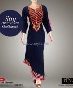 Meeshan Long Dresses 2013-2014 For Winter 1