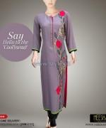 Meeshan Long Dresses 2013-2014 For Winter 2