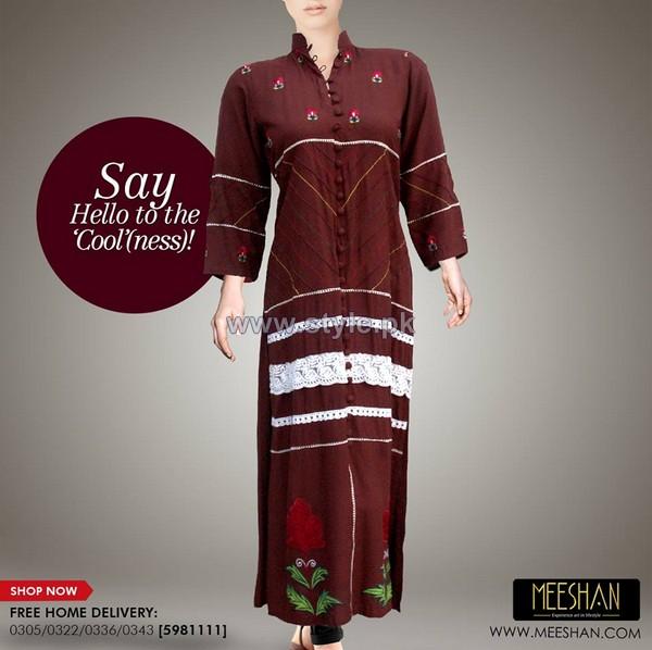 Meeshan Long Dresses 2013-2014 For Women 6
