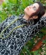 Mona'z Winter Dresses 2013-2014 For Women 001