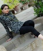 Mona'z Winter Dresses 2013-2014 For Women 004