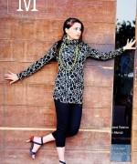 Mona'z Winter Dresses 2013-2014 For Women 007
