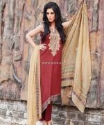 Motifz Winter Dresses 2013 for Girls and Women 004