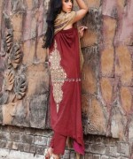 Motifz Winter Dresses 2013 for Girls and Women 011