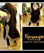 Narangee Winter Dresses 2013-2014 For Women 005