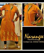 Narangee Winter Dresses 2013-2014 For Women 008