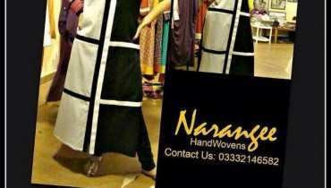 Narangee Winter Dresses 2013-2014 For Women 009