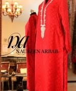 Naureen Arbab Formal Dresses 2013-2014 For Women 0013