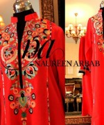 Naureen Arbab Formal Dresses 2013-2014 For Women 004