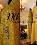 Naureen Arbab Formal Dresses 2013-2014 For Women 008