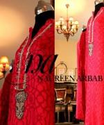 Naureen Arbab Formal Dresses 2013-2014 For Women 009