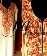 Naureen Arbab Formal Dresses 2013-2014 For Women