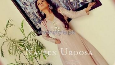 Naveen Uroosa Winter Dresses 2013-2014 For Women 8