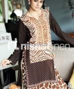 Nishat Linen Pret Wear Dresses 2013-2014 For Winter 2
