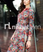 Nishat Linen Pret Wear Dresses 2013-2014 For Winter 3