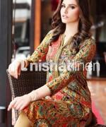Nishat Linen Pret Wear Dresses 2013-2014 For Winter 5
