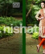 Nishat Linen Winter Pret 2013-2014 for Women 010