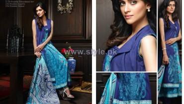 Orient Textiles Kashmiri Khaddar Dresses 2013 Volume 2 1