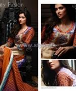 Orient Textiles Kashmiri Khaddar Dresses 2013 Volume 2 8